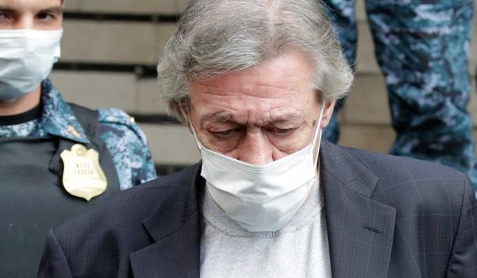 Ефремов признал вину в смертельном ДТП