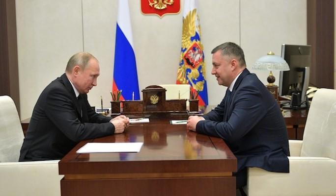Игорь Кобзев объявил год Байкала