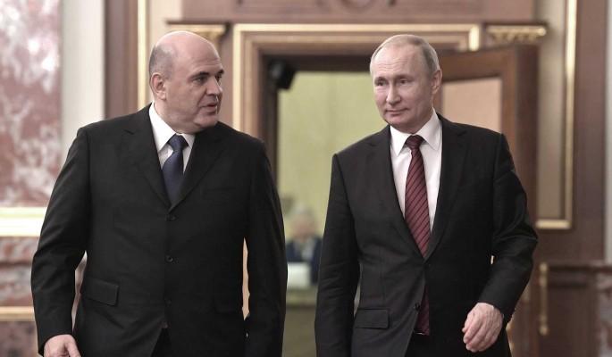 Мишустин назвал Путина своим наставником