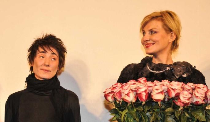 """Рената Литвинова и Земфира решились рассказать о """"взаимной и несчастной любви"""""""