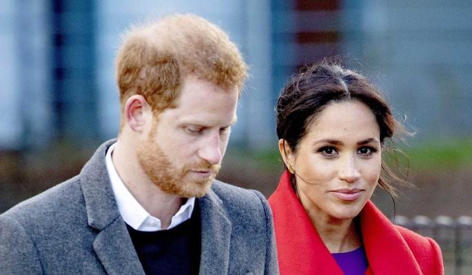 Меган Маркл и принц Гарри отплатили королеве за роскошный подарок черной неблагодарностью