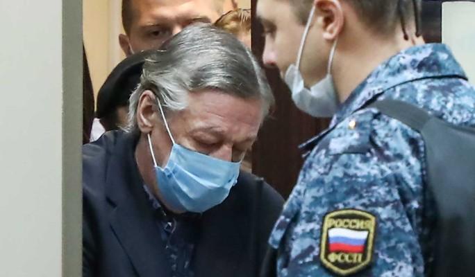 """""""Ну, слава Богу"""": Краско одобрил приговор Ефремову"""