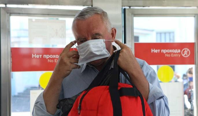 Коронавирус в России: за сутки выявлено более 5,2 тысячи зараженных