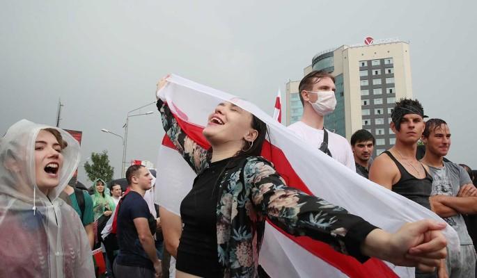 Лауреат Нобелевской премии осудила россиян за молчание во время протестов в Белоруссии: Народ растаптывают
