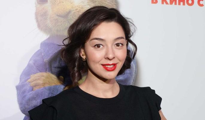 Марина Кравец восхитила первым видео с дочерью