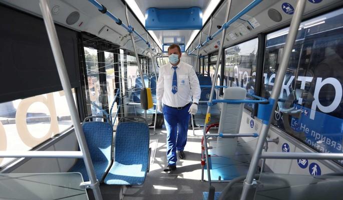 В Минтрансе предложили сделать проезд в общественном транспорте бесплатным