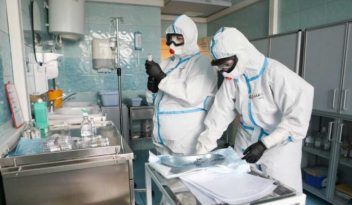 Коронавирус в России: за сутки выявлено более 5,5 тысячи зараженных