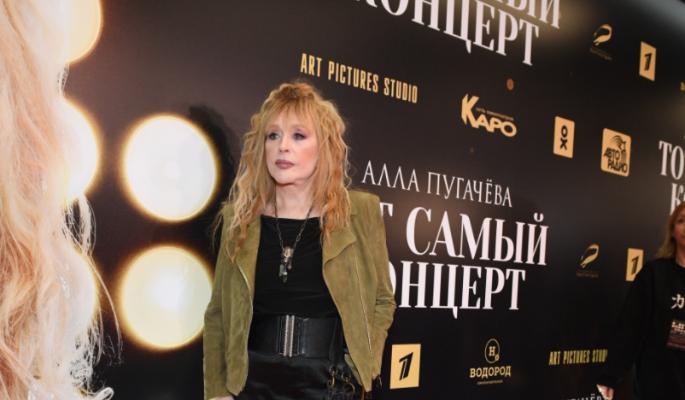 """""""Ужасное лицо"""": Народ шокирован внешностью Пугачевой"""