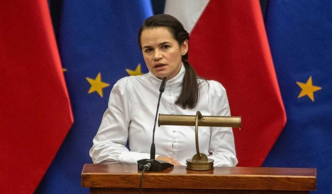 Тихановская обратилась к Путину: Все договоры с Лукашенко не будут иметь законной силы