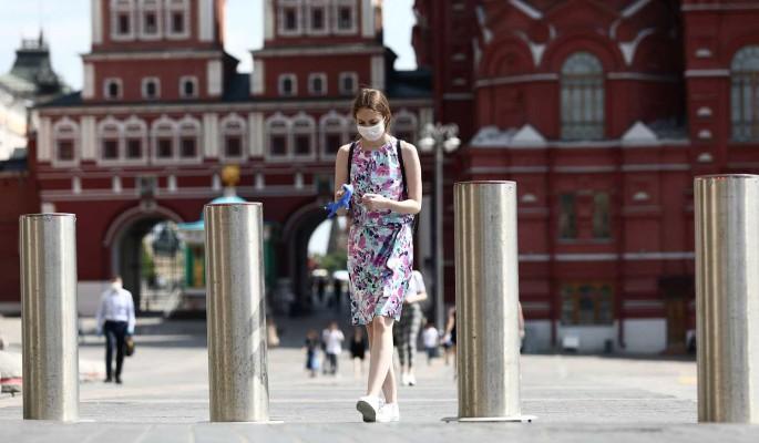В Москве объяснили рост числа случаев коронавируса