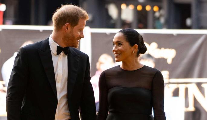 Меган Маркл долго готовила принца Гарри к уходу  из королевской семьи