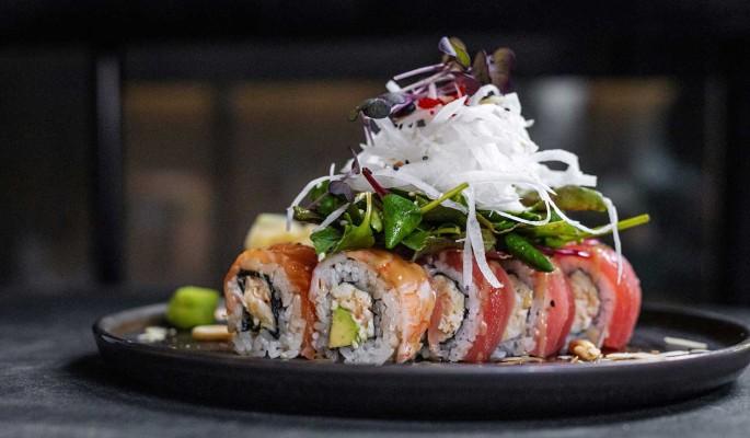 Модный японский ресторан Subzero добрался из Петербурга до Москвы
