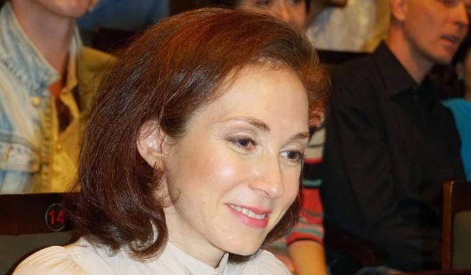 Большова появилась с мужем Меньшовой после отставки Домогарова