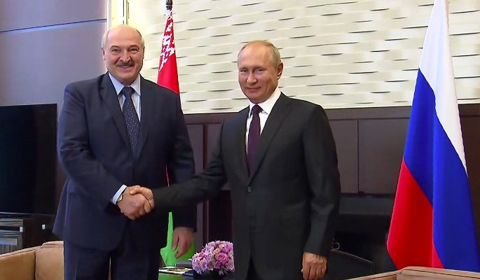 Эксперт: Россия сегодня в заложниках у Лукашенко