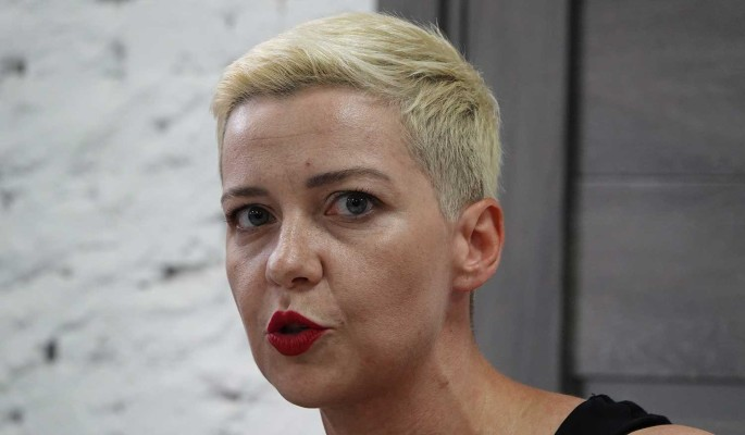 Соратница Тихановской обратилась к белорусам из СИЗО: Я ни о чем не жалею