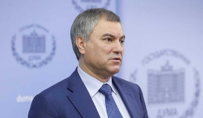 Володин призвал депутатов предложить свои варианты пополнения бюджета