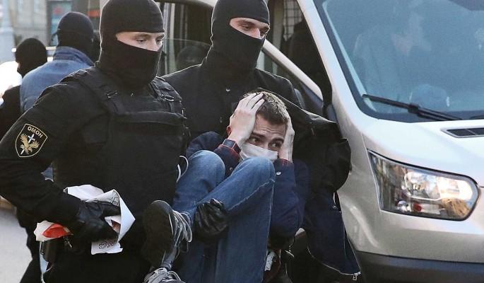 В Минске таксист спас убегавшего от силовиков демонстранта