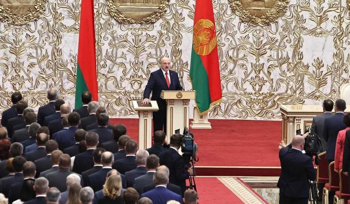 Оговорка диктора на инаугурации Лукашенко вызвала обсуждения в Сети