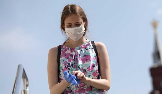В Кремле высказались о новых ограничениях из-за коронавируса