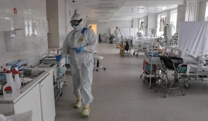 Коронавирус в России поставил новый рекорд: более 8 тысяч зараженных за сутки