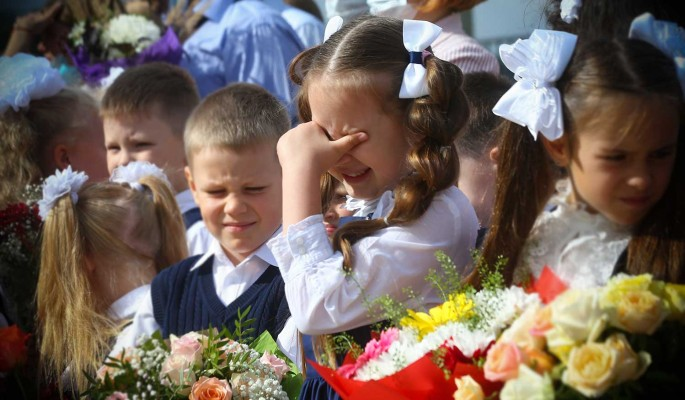 В России сотнями закрывают школы на карантин из-за коронавируса и гриппа