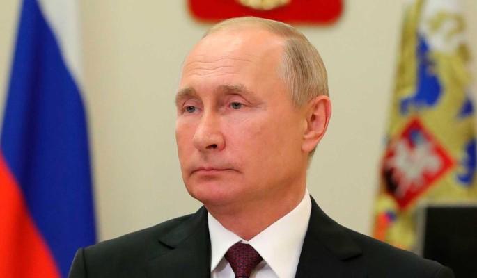 Путин сделает прививку от коронавируса перед визитом в Сеул