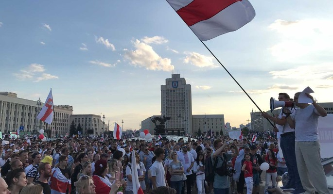 Эксперт предупредил о радикализации белорусской оппозиции: Градус ненависти растет