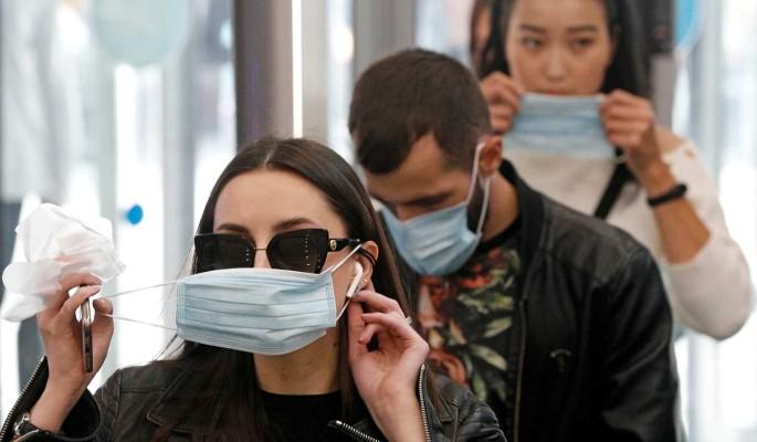 В России за сутки выявлено 8,9 тысячи новых случаев заражения коронавирусом