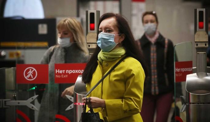 Новая волна: число заразившихся коронавирусом в Москве продолжает расти