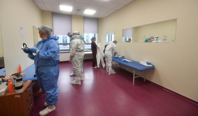 Собянин о ситуации с коронавирусом в Москве: Больницы заполняются