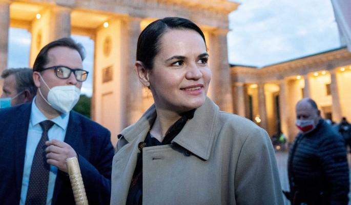 Тихановская заявила об уходе из политики после новых выборов президента Белоруссии