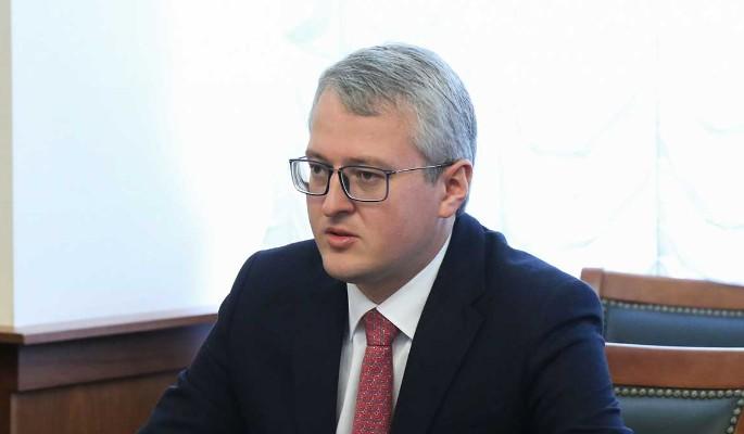 Губернатор Камчатки встретился с представителем российского Greenpeace