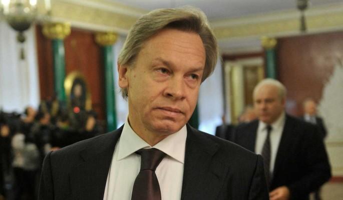 Пушков назвал Зеленского комедиантом: На саммитах его талант не востребован