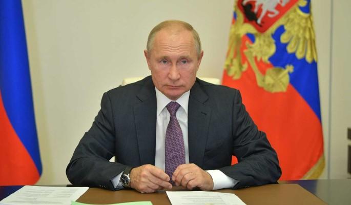 Путин призвал к прекращению боевых действий в Нагорном Карабахе