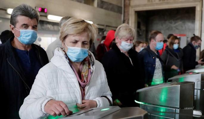 Когда ждать пика заболеваемости COVID-19 в России