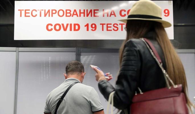 В России выявлено более 13 тысяч случаев заражения коронавирусом второй день подряд