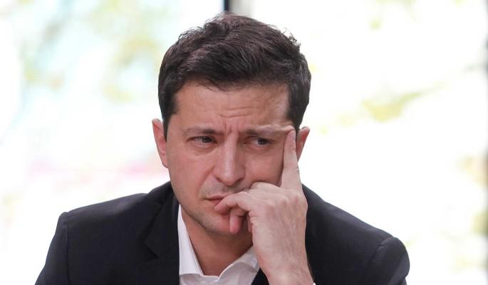 Зеленского призывают написать заявление об отставке