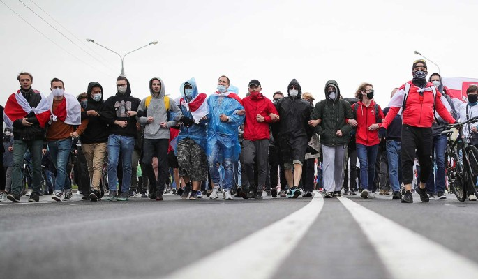 Названы наиболее вероятные варианты разрешения политического кризиса в Белоруссии