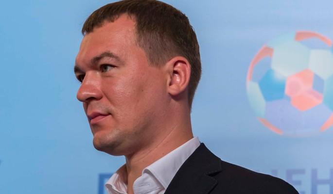 Врио губернатора Хабаровского края Дегтярев провел личный прием граждан: итоги