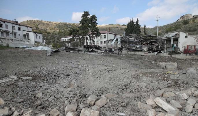 Международный обозреватель: Война в Карабахе стала шоком для Кремля