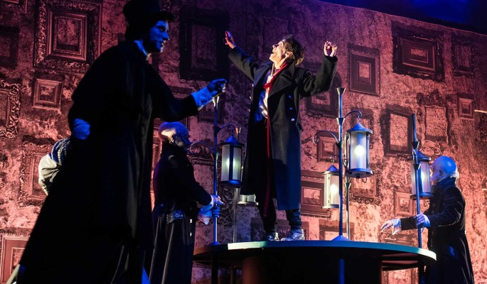 Работы участников чемпионата ArtMasters поставят на сцене Большого театра