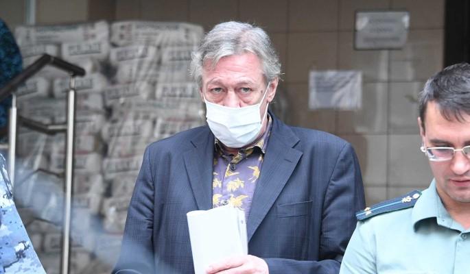 Сильно изменившийся Ефремов вернулся в суд: подробности