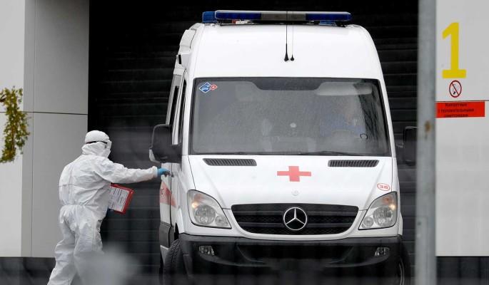 Коронавирус в России: за сутки выявили 15,7 тысячи больных