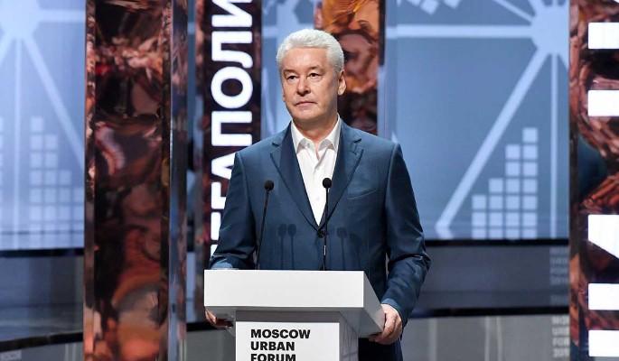 Сергей Собянин. Фото: Сергей Киселев/АГН Москва