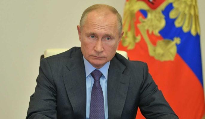 Путин о введении жестких ограничительных мер из-за коронавируса: Не планируем этого делать