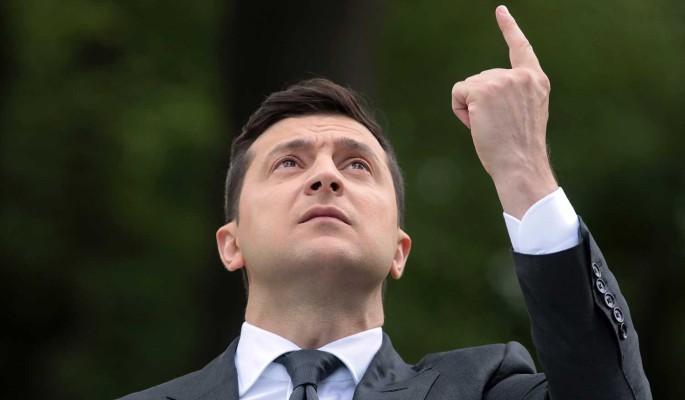 Зеленского обвинили в предательстве национальных интересов в угоду ЕС