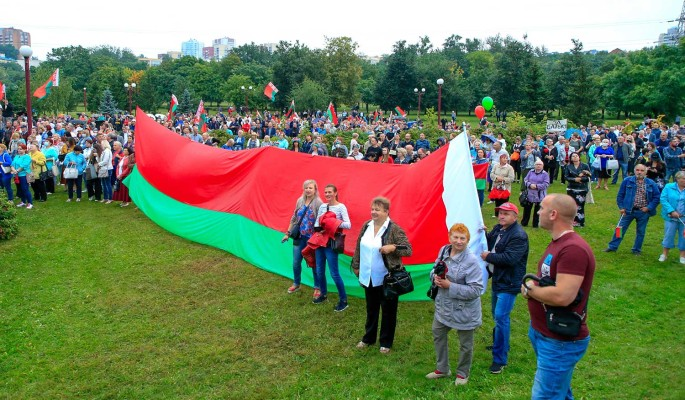 В Белоруссии появится партия сторонников интеграции с Россией