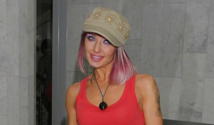 Овсиенко удалила соцсети после слухов о побоях и алкоголизме