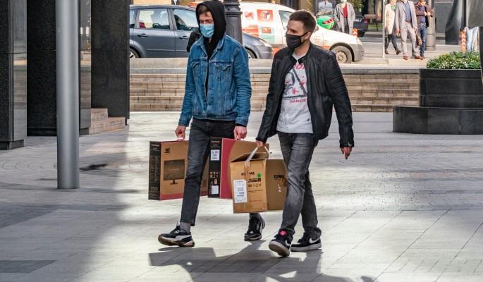 Москвичам дали надежду на падение числа заболевших коронавирусом: Будет снижаться