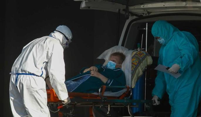 Число больных коронавирусом в России выросло на 16 тысяч